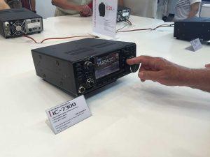 IC-7300, vedeta Ham Radio 2016, fără îndoială.
