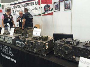 A1-563: Associazione Radioamatori Carabinieri COTA.