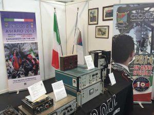 A1-563: Associazione Radioamatori Carabinieri COTA. Traducerea cred că e de prisos.