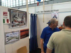 A1-560: A.R.I. Associazione Radioamatori Italiani Section of San Daniele Del Friuli