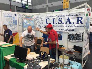A1-561: CISAR, Asociația Națională a Radioamatorilor italieni.