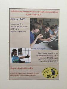 A1-866: AATiS e.V. Amateurfunk und Schule — obiective