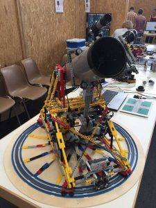 Maker Faire: Legoscop ?