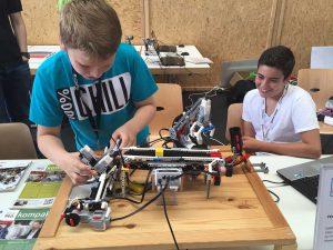 Maker Faire: Și din nou, Lego...