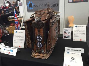 Maker Faire: PC modding;