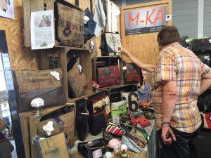 Maker Faire: genți și poșete.