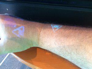 Marcaje UV
